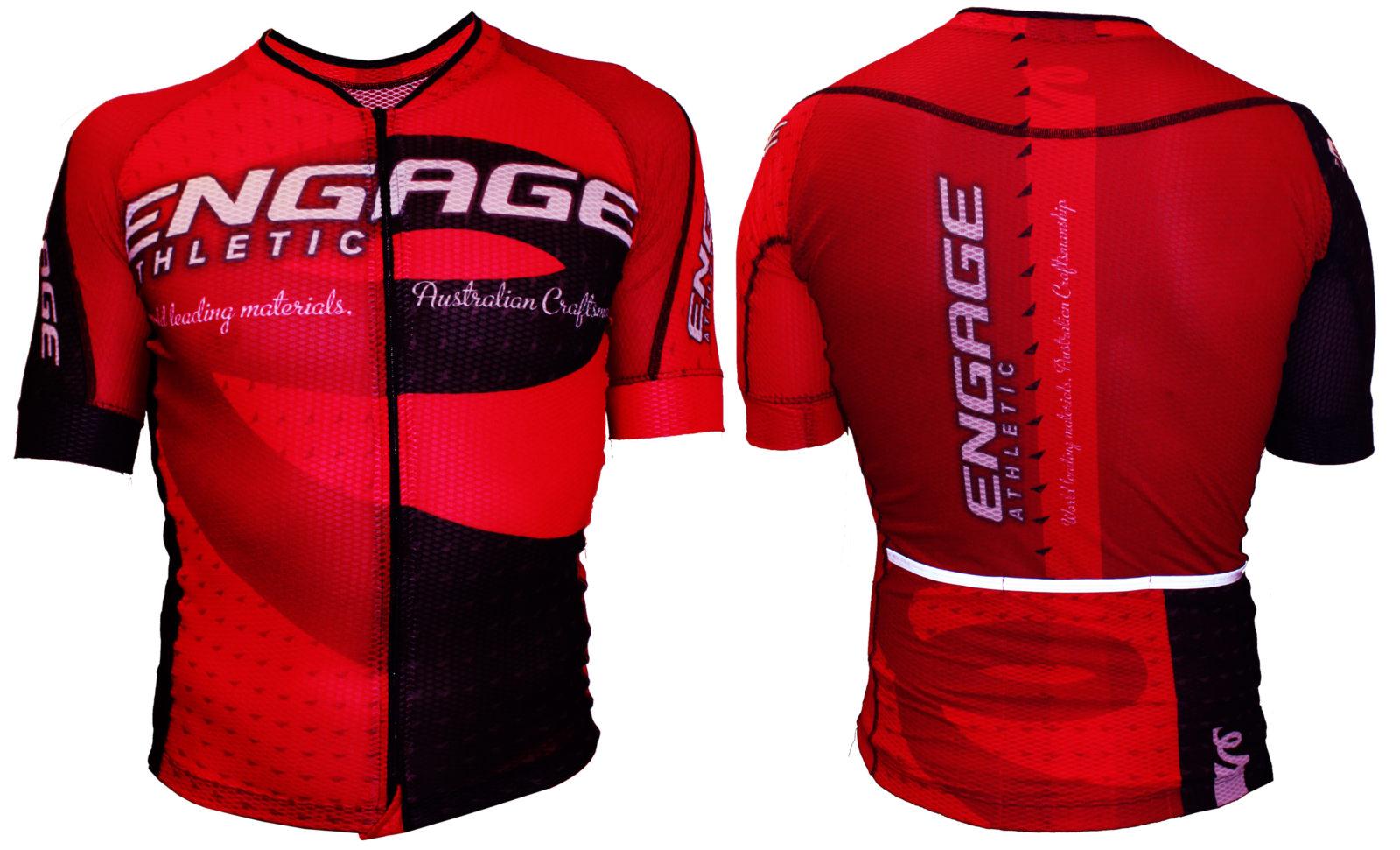 Aerofit Cycling Jersey