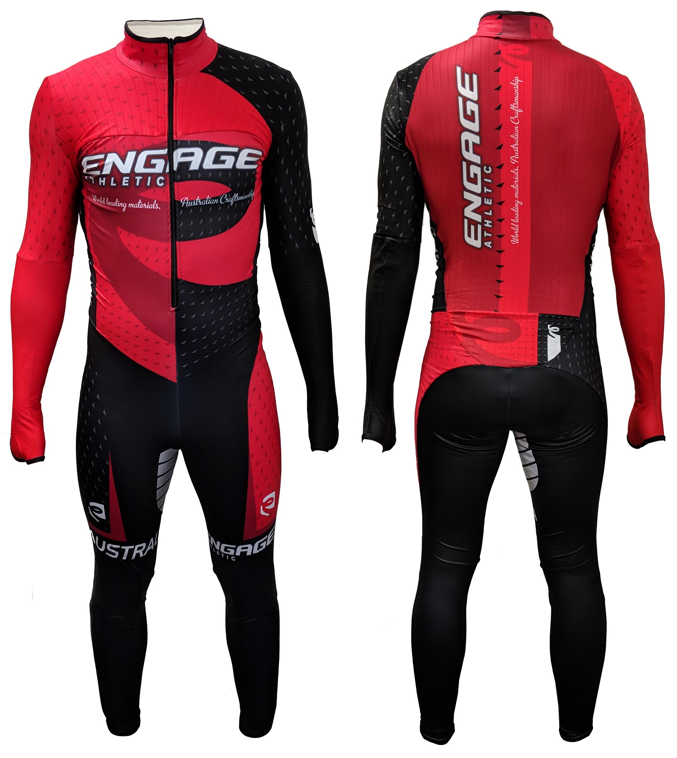 Performance Aero Short Track Dyneema Level 3 EN388 Full Cut Resistant Suit
