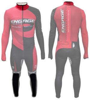 Performance Aero Short Track Lycra Suit