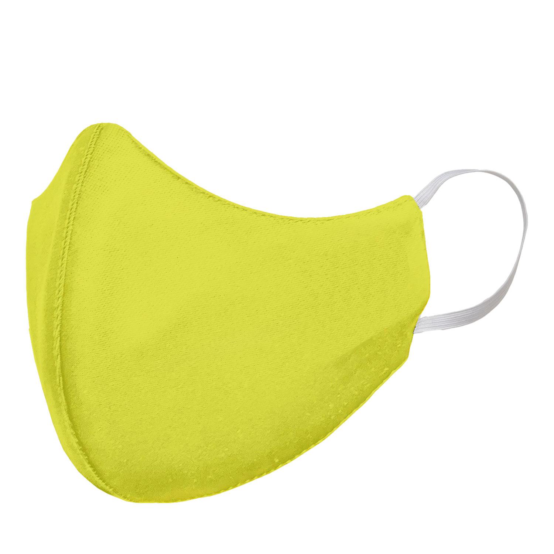 Hiviz Yellow Mask