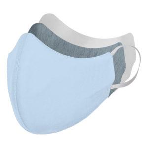 Mask Angle Light Blue