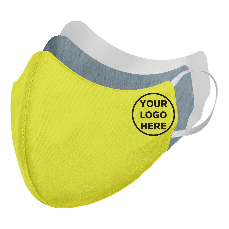Custom Face Mask Your Logo Hivis
